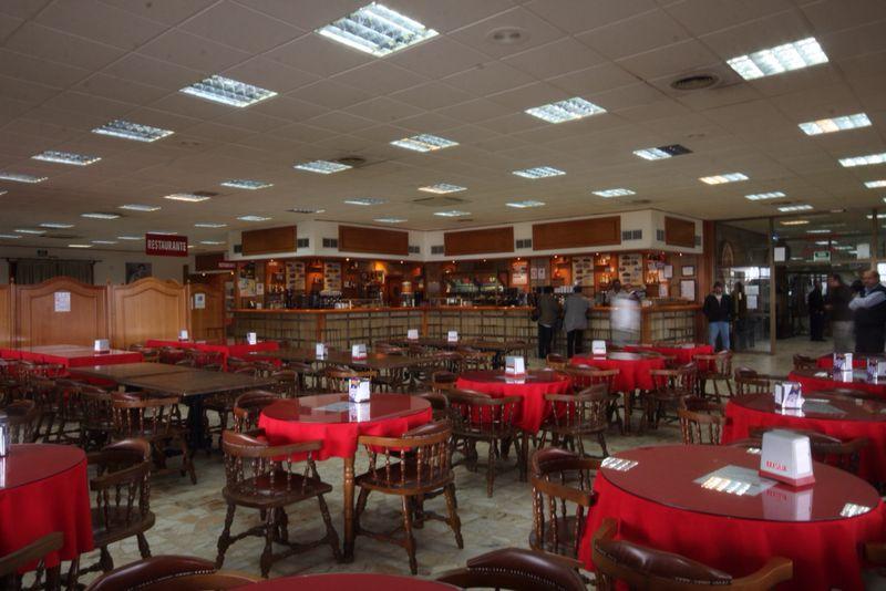 Self-service restaurant 24H