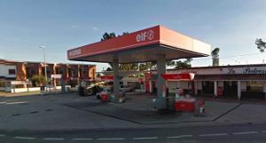 Gasolinera Autoservicio