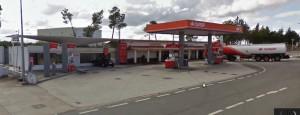 Gasolinera pedresina km 351